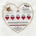 Coeur de Victoria Sampler