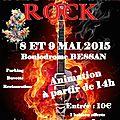 Festival rock de bessan ( 8 mai )