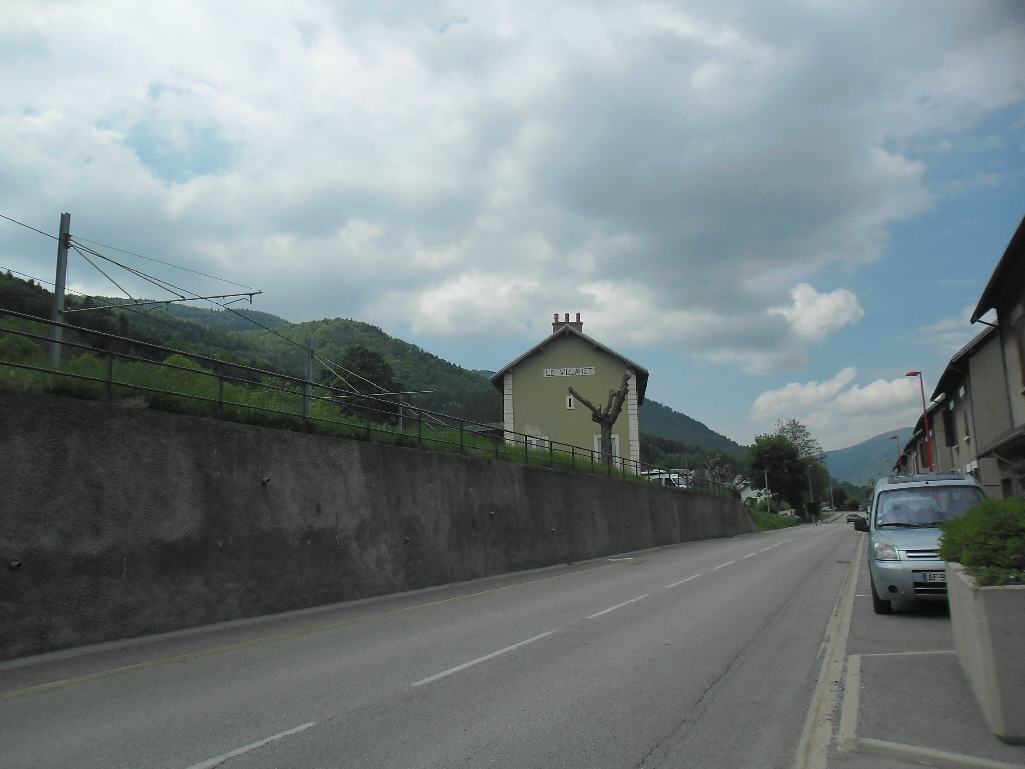 Le Villaret (Isère)