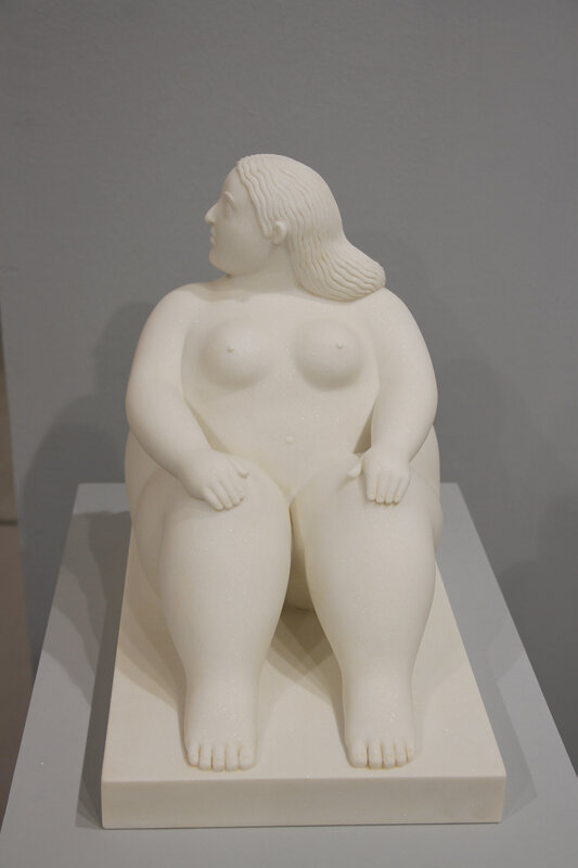 Fernando Botero /art en ville Singapore