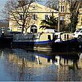 Le canal du midi (le somail)