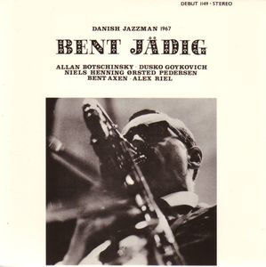Bent_Jadig___1967___Danish_Jazzman_1967__Debut_