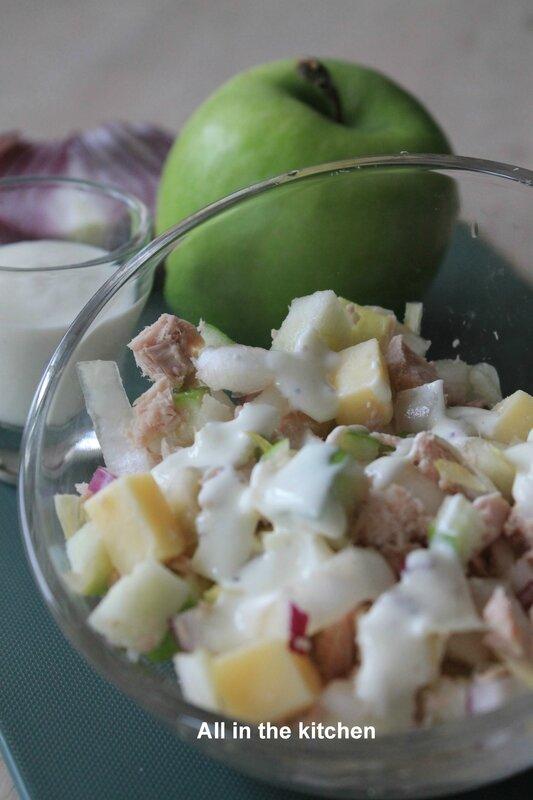 salade d'endive