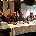 Réunion inter-départementale Gruissan le 19 oct 2016