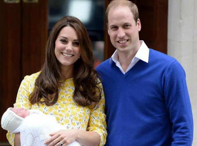Photos-Royal-Baby-2-Kate-Middleton-et-le-prince-William-
