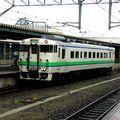 キハ40, Hakodate eki.