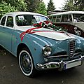 Alfa romeo 1900 super berlina 1950-1959