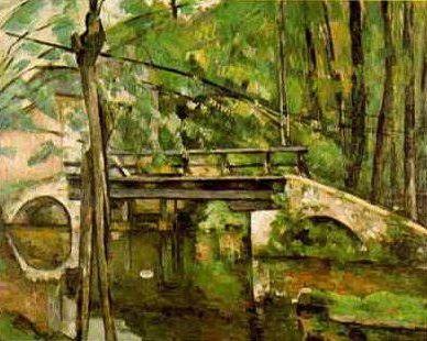 Cézanne pont