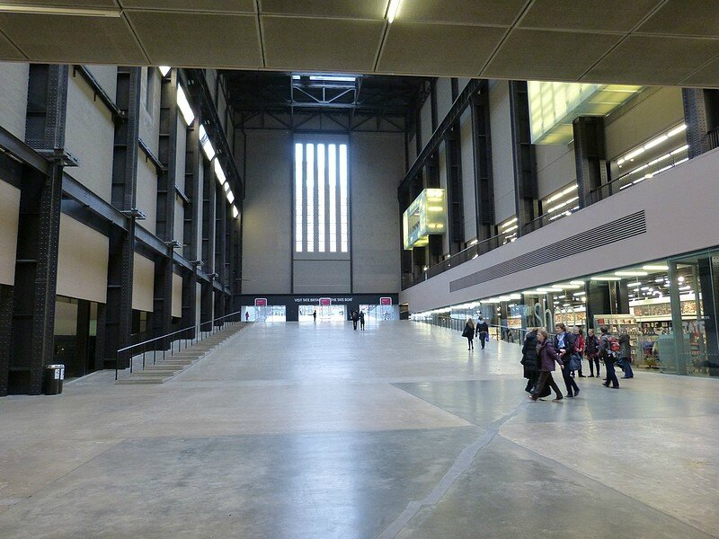 INSIDE THE TATE 2