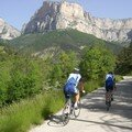 mont aiguille cyclo vercors la taiga