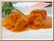 dos de cabillaud à la sauce tomate