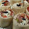 Wrap tomate mozza