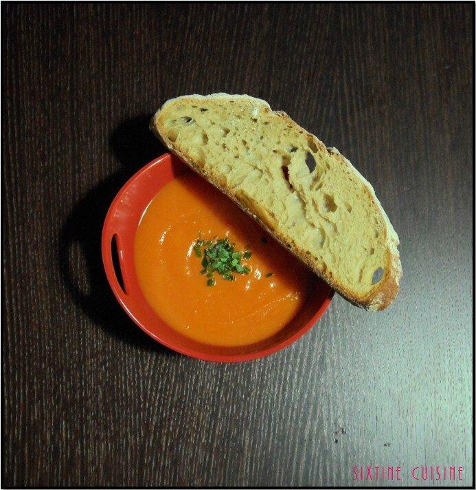 Soupe de courge 2