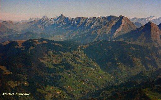 751) Rando pédestre sur la Tournette (Haute-Savoie)