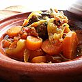 Marqa/ragoût de boeuf aux carottes