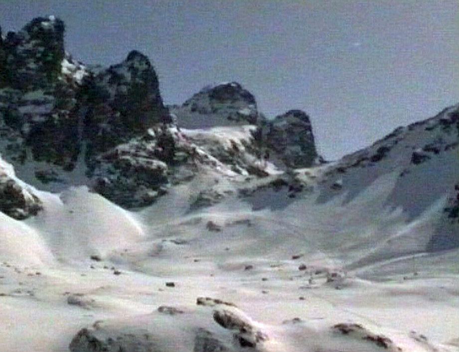 Randonnée à ski à la Brêche Robert Sud – Belledonne