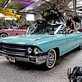 Cadillac series 62 2door convertible 1962