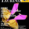 Arles - lectures taurines