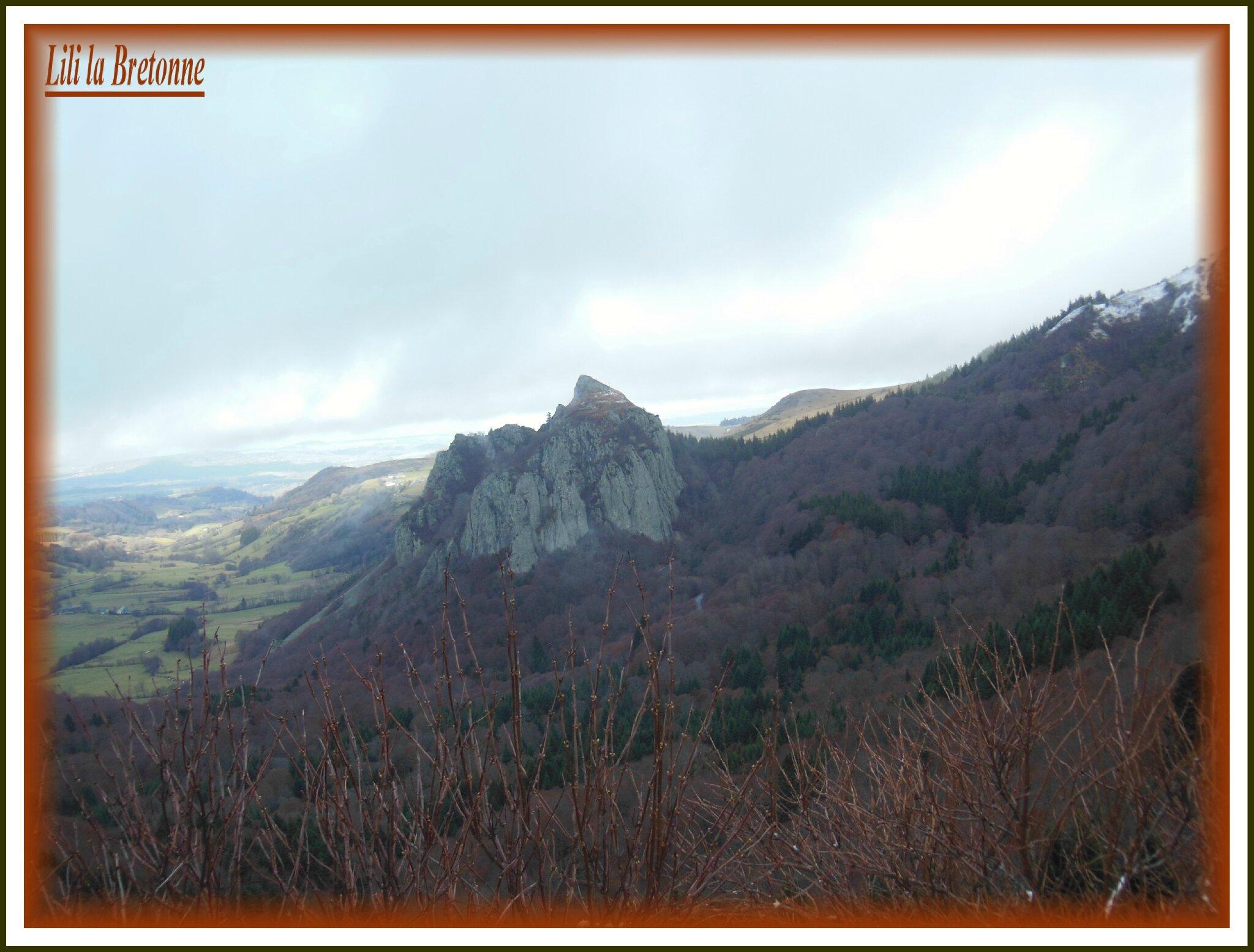 mont dore auvergne souvenirs de vacances lili la bretonne