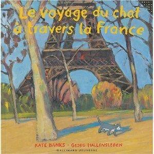 Album: Le Voyage du chat à travers la France