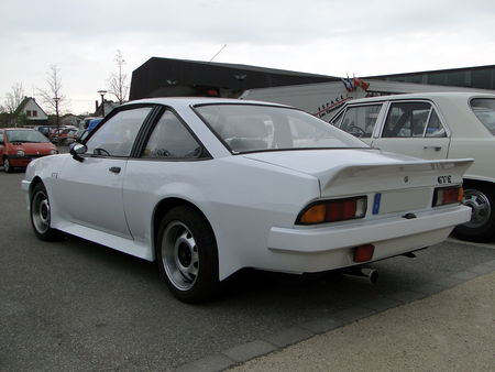 OPEL Manta GTE (serie B) 1982 1987 Bourse Echanges Autos Motos de Chatenois 2010 2
