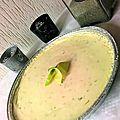 Key lime pie (tarte au citron vert de floride - hervé cuisine)