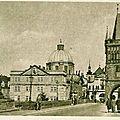 Prague : Tour Pont Vieille Ville acpgkrgef3945