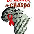 Le secret de chanda - allan stratton