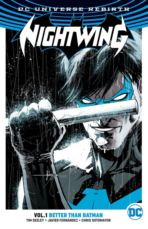rebirth nightwing vol 01 better than batman TP