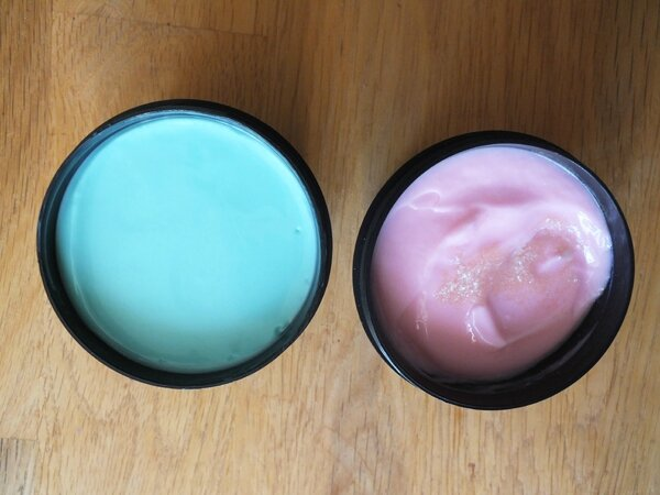 7 Soin Hydratant à rincer Lush Chistingle Snow Fairy