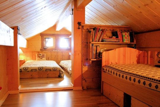 Cree Un Decor Cabane Dans Chambre