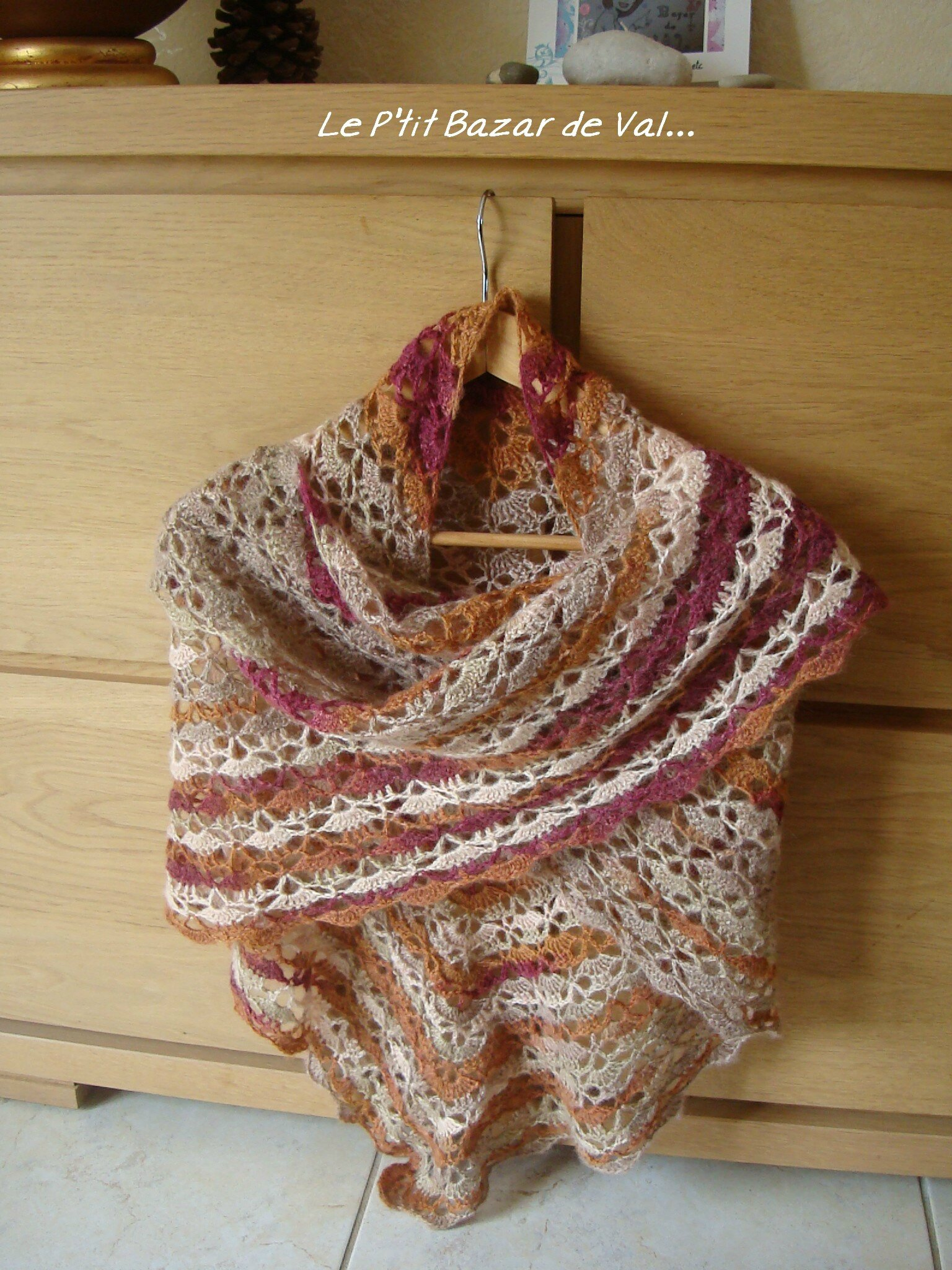 Châle South Bay Shawlette