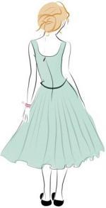 Simple Sew Patterns - Pretty Dress 2