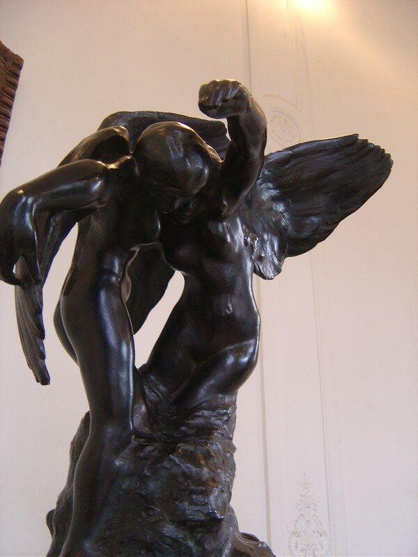 Les Bénédictions (Par Auguste Rodin 1894)