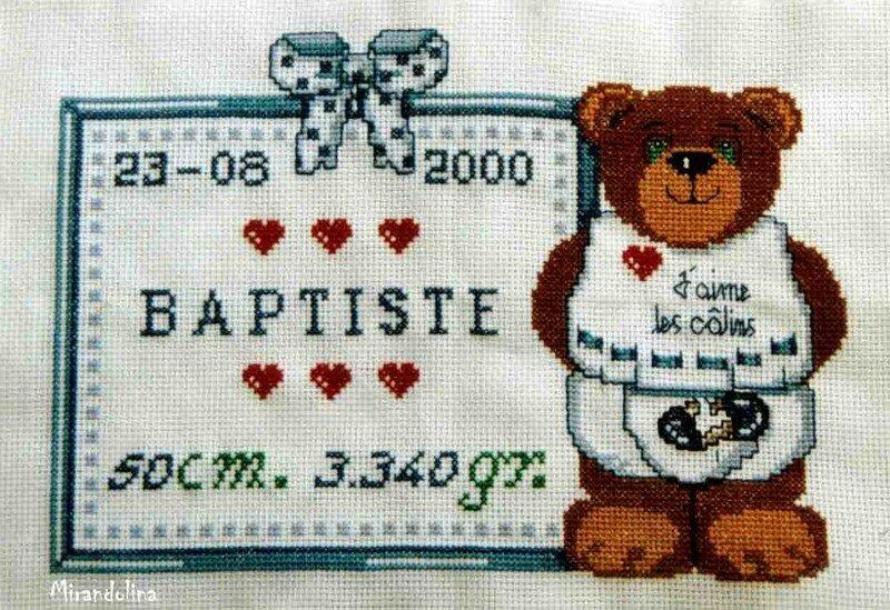 Pour Baptiste