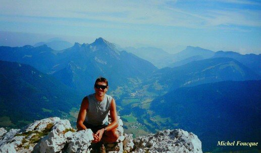 658) Rando pédestre sur Chamechaude (Chartreuse)