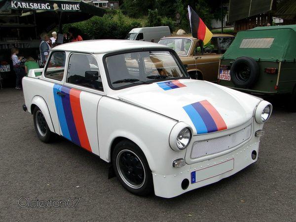 trabant 601 facon bmw motorsport 1