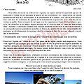 Nouveauté en 2011 : bianconi scuperta : « natura corsa »