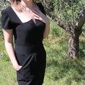 La petite robe noire bis.