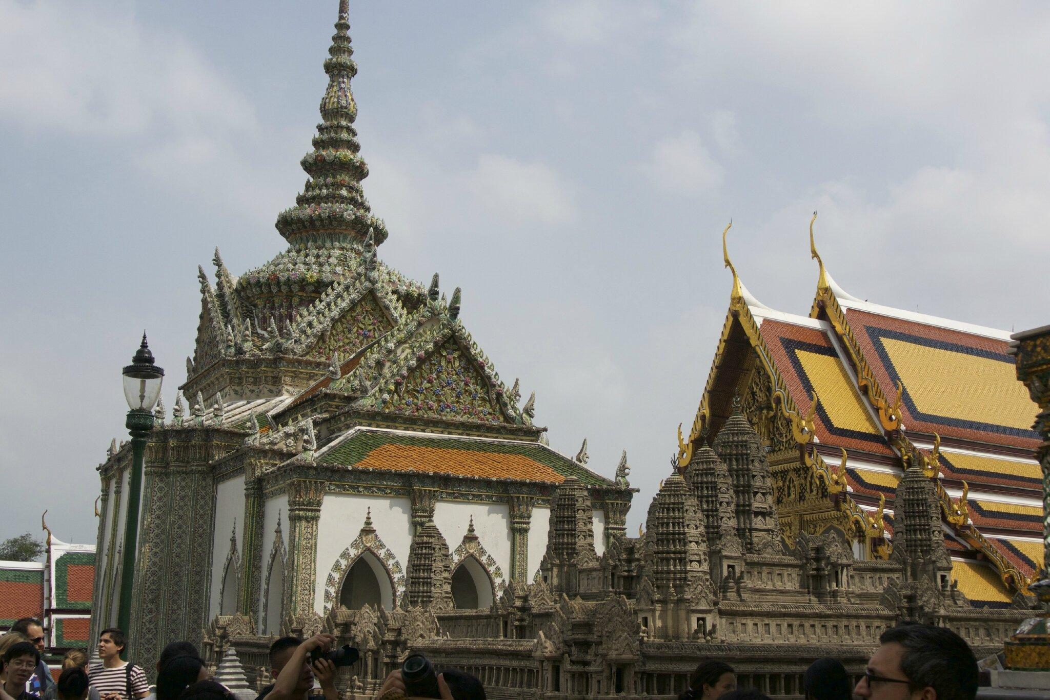 Mon voyage en Thaïlande: Bangkok #1