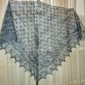 Swallow Tail Shawl par Annick