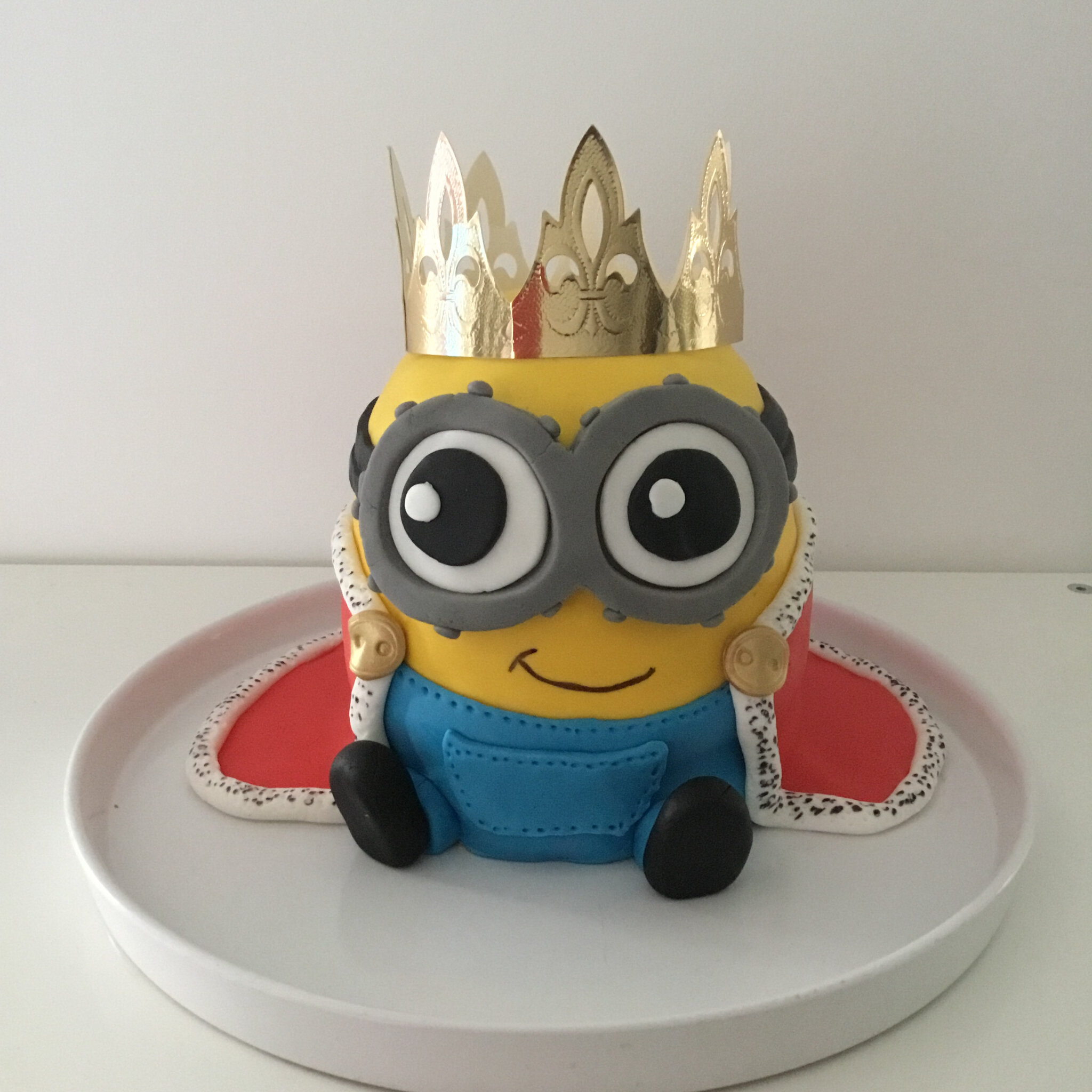 King Bob Kyahra Cake Design
