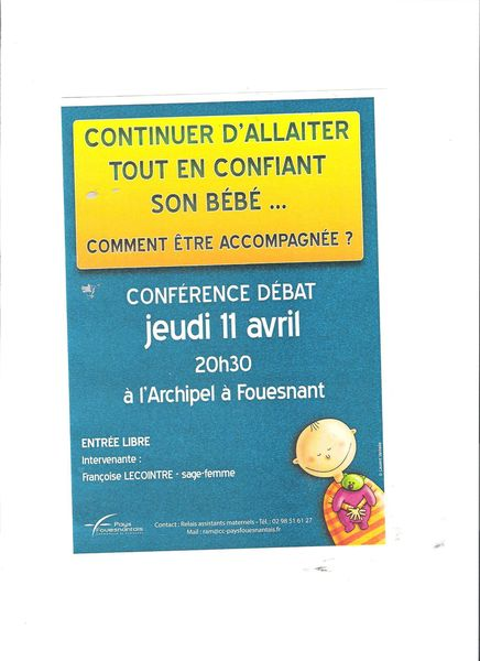conference allaitement 001