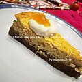 Cheesecake spéculoos-butternut-vanille