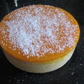 BAVAROIS AUX ABRICOTS FRAIS