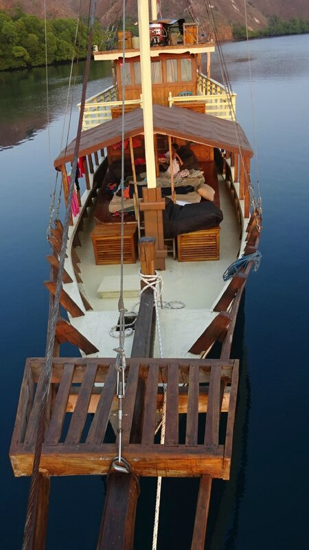 Notre bateau de croisière: 10 couchettes