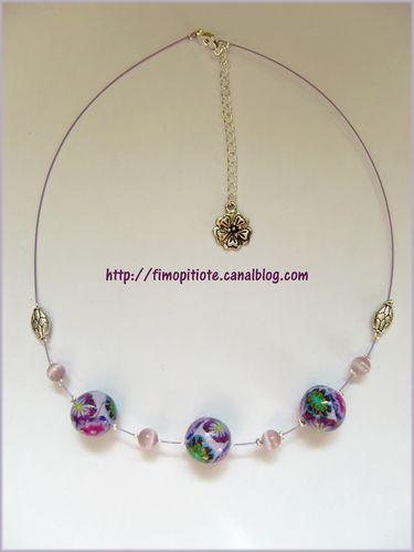 collier bijoux bracelet pate fimo (46)99