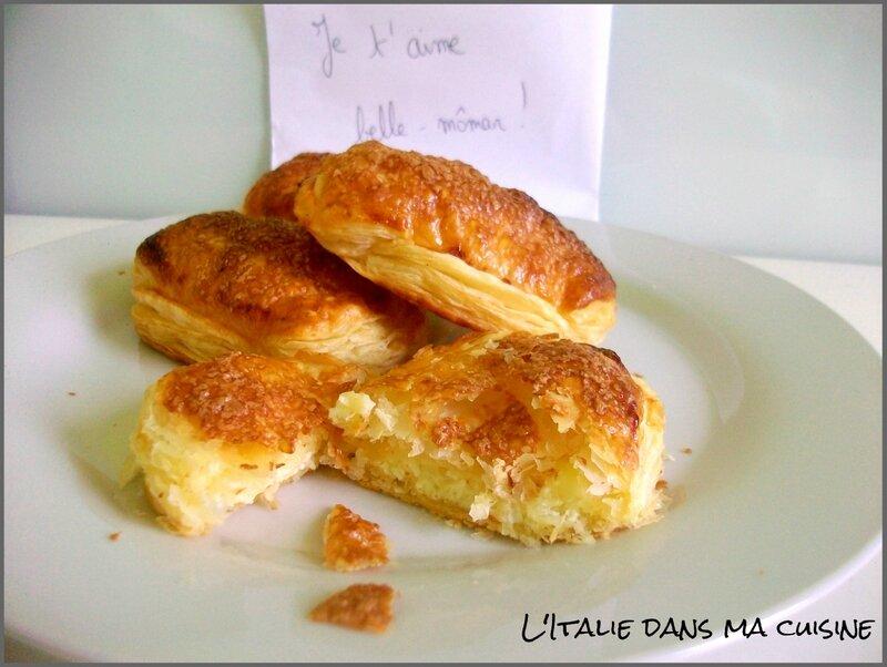 Langues de belle m re de procida biscuits typiques de procida l 39 italie dans ma cuisine - Langue de belle mere ...