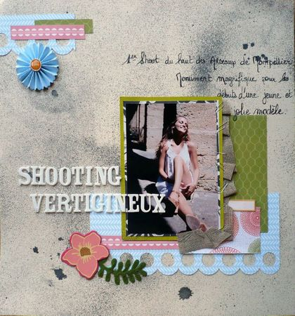 Shooting vertigineux