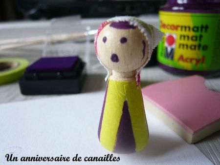 tampon home made coeur gomme a graver support en bois (9)